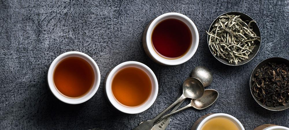 Second Flush Teas