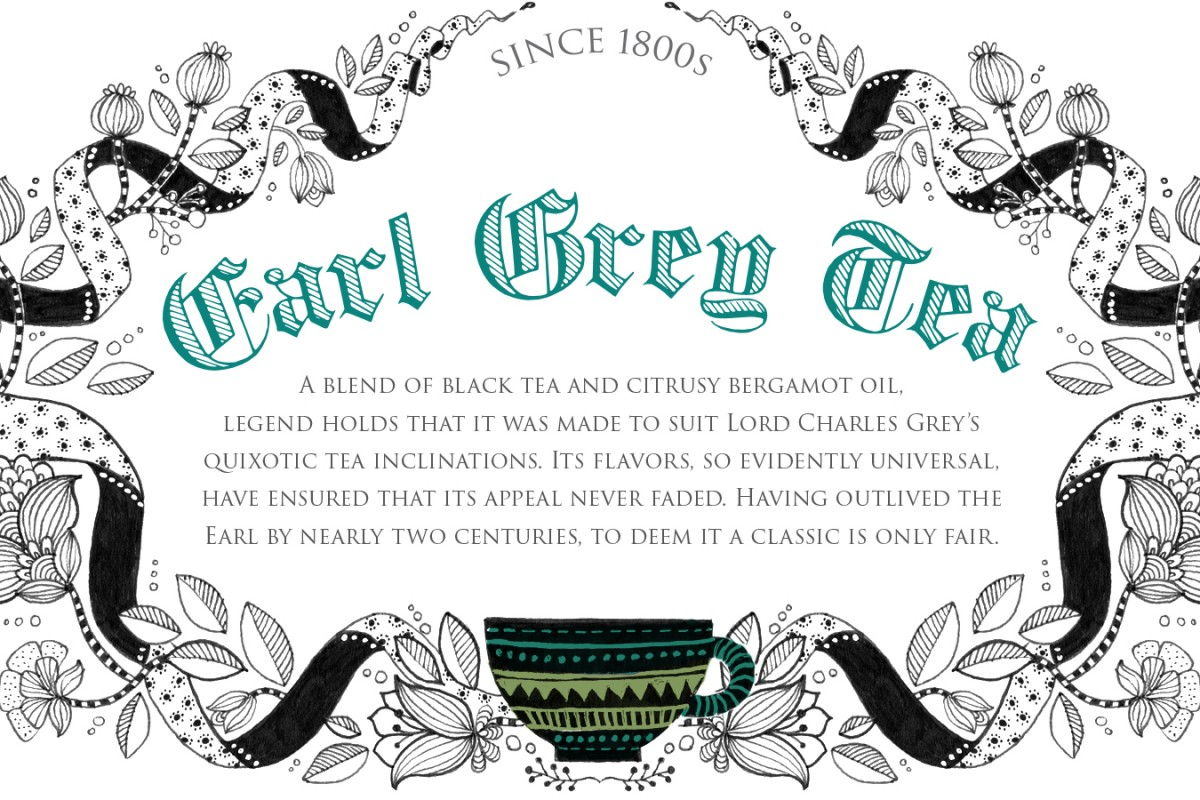 Classic Tea Blends: Earl Grey