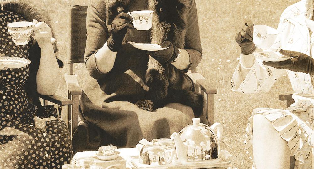 chota hazri tea time