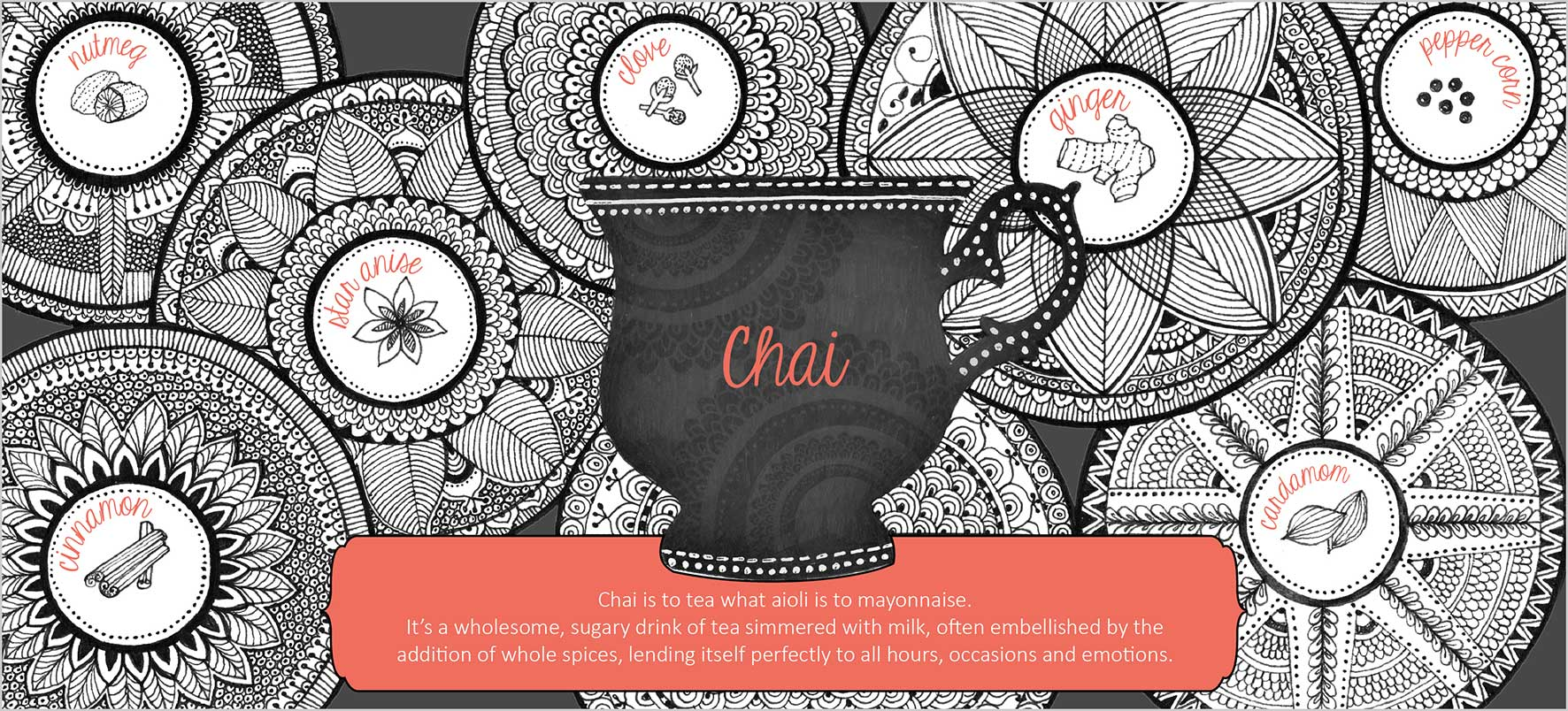 A post on chai, an Indian specialty