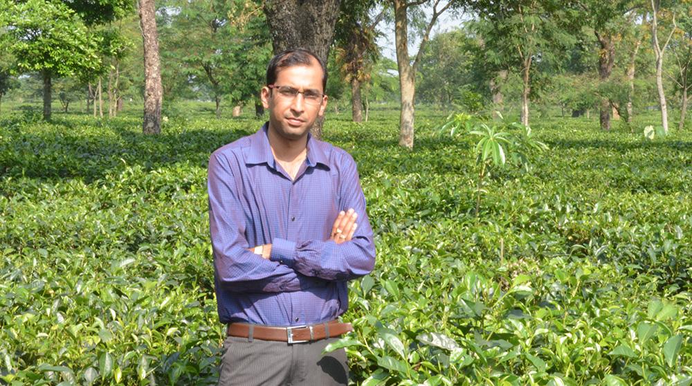 Ravi Kothari, Teabox