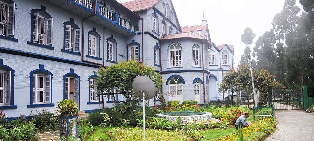 St. Helen's, Darjeeling