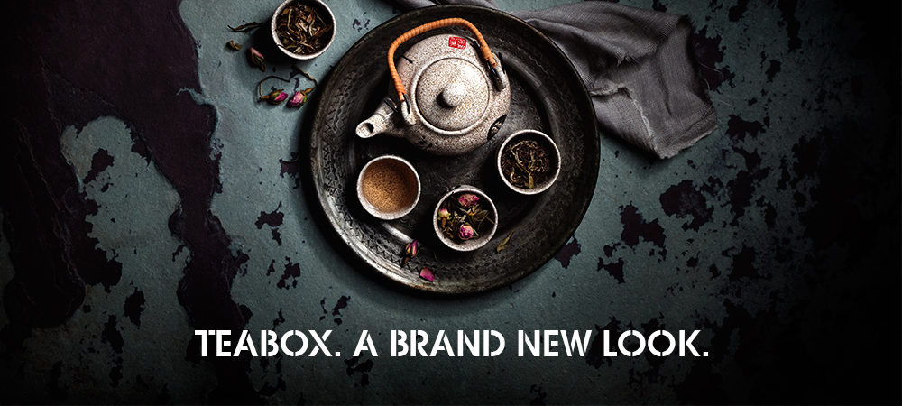 Teabox. A Brand New Look.
