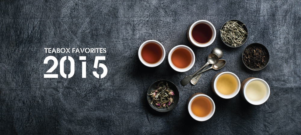 Teabox Favorites 2015