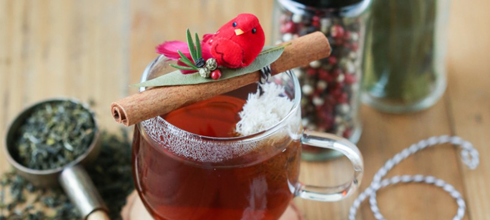 Spice Drawer Tea Sachets