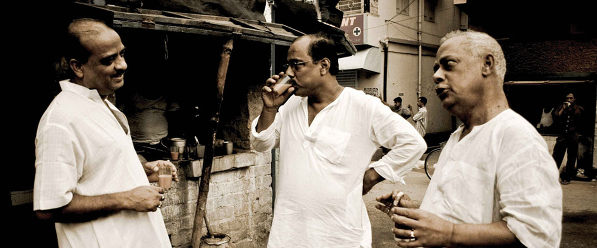 Two-foot tea and the Bengali