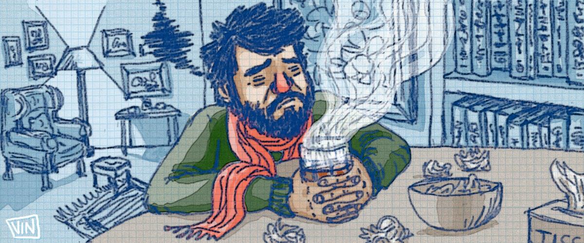Tea in sickness and health, by Vinayak Varma