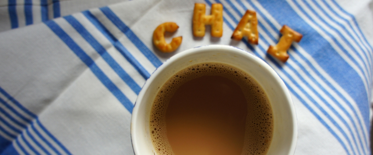 a cup of chai