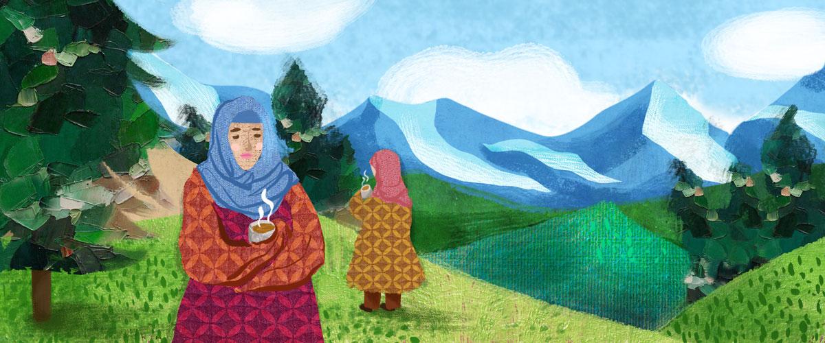 Kashmiri-Kehwas