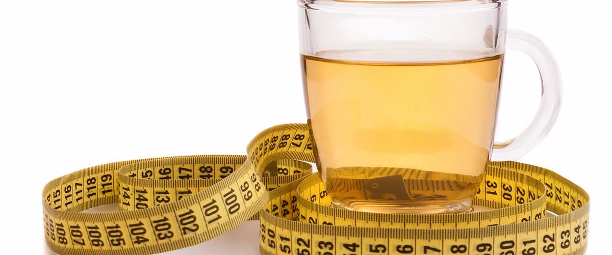 tea and weightloss