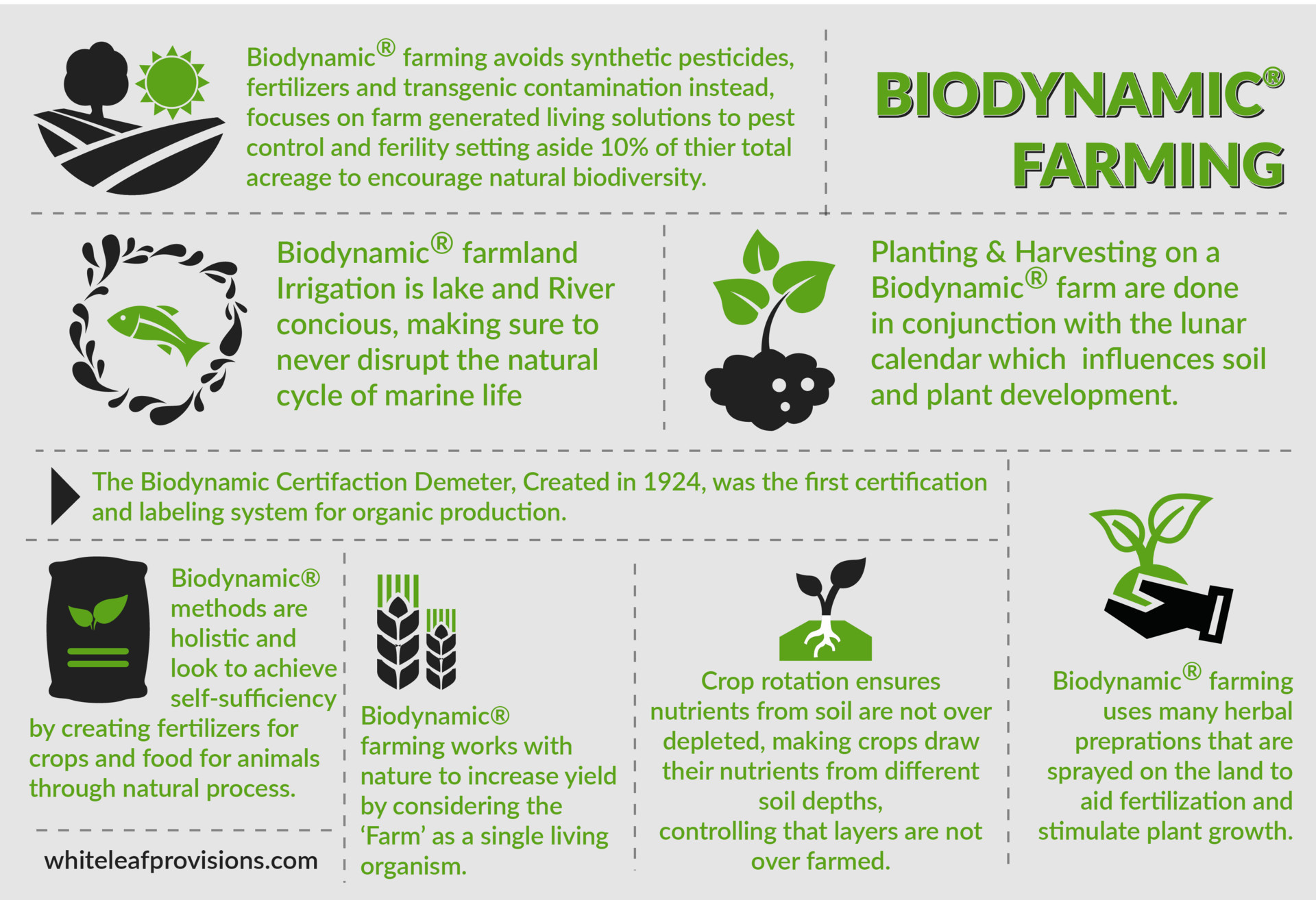 A guide to the principles of bio-dynamic farming by Faizan Javed